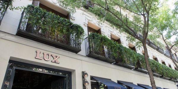 El grupo la Maquina se reinventa con Lux Madrid