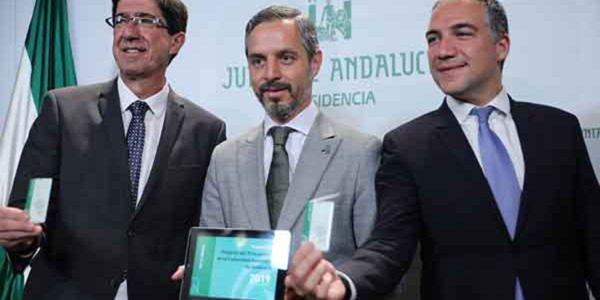 La Consejería de Agricultura, Ganadería, Pesca y Desarrollo Sostenible de Andalucía aumenta su presupuesto un 15,7%