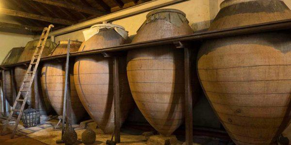 El vino regresa a las tinajas de barro