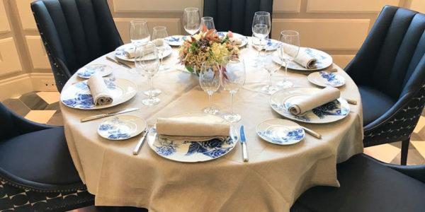 HAROMA restaurante del recién inaugurado Heritage Madrid Hotel