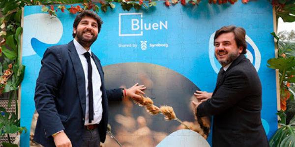 Symborg lanza el biofertilizante BlueN
