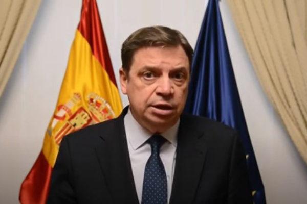 El ministro Planas valora positivamente la nueva propuesta para la UE que aumenta el presupuesto para la PAC 2021-2027