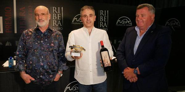Marcelo Luján, VI Premio Ribera del Duero por 'La Claridad'