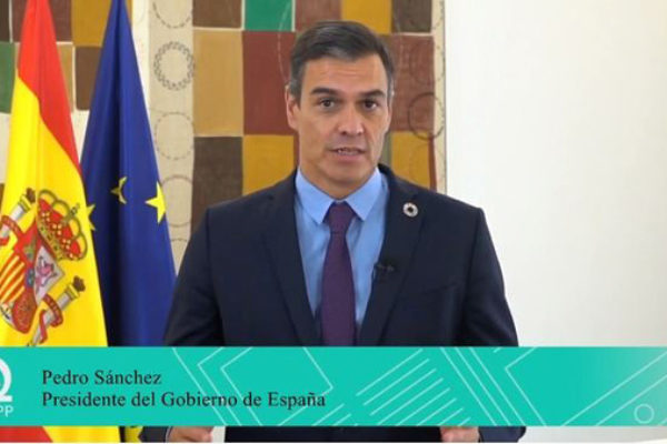 Sánchez insta a los editores de medios a presentar proyectos de reconversión que pongan énfasis en la digitalización y la sostenibilidad