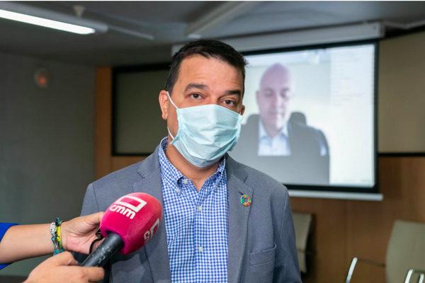 Castilla-La Mancha propone a García-Page a la reelección de la Presidencia de la AREV