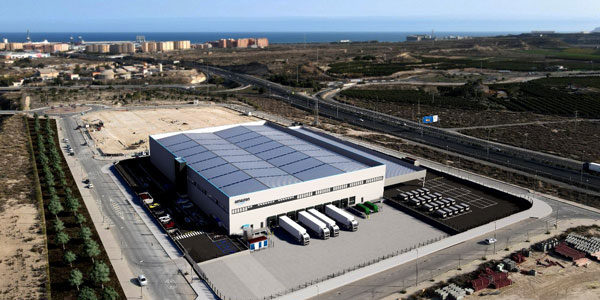 Amazon abrirá una nueva estación logística en Alicante