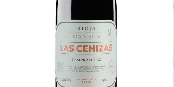 Los hermanos Hernáiz presentan la nueva añada su su vino más icónicoL Las Cenizas 2018