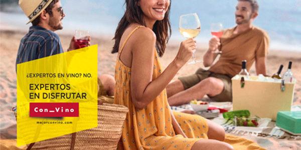 """""""Expertos en disfrutar Con Vino"""""""