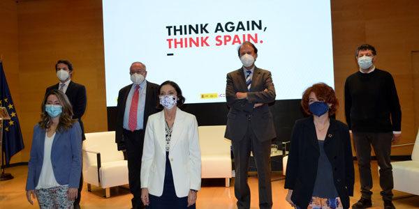 'Think Again, Think Spain', campaña internacional para promocionar las empresas españolas