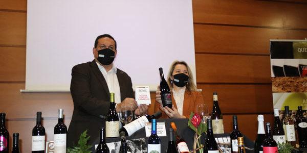 Finca Parque Los Olivos tinto elegido mejor vino de Canarias 2021