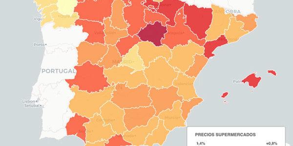 Galicia sigue siendo la comunidad autónoma más barata para la compra del supermercado, según Soysuper Solutions