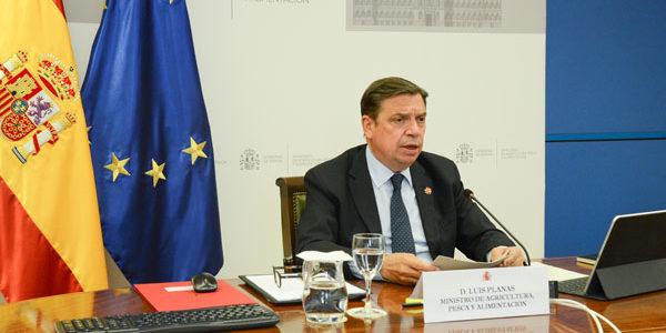 Luis Planas convoca la Conferencia Sectorial de la PAC para el 14 de julio