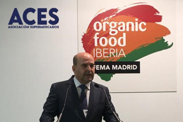 """""""Necesitamos poder trasladar la producción ecológica española al punto de venta"""""""