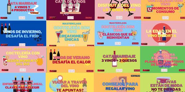 La Interprofesional del Vino de España vuelve con su Plan de Formación