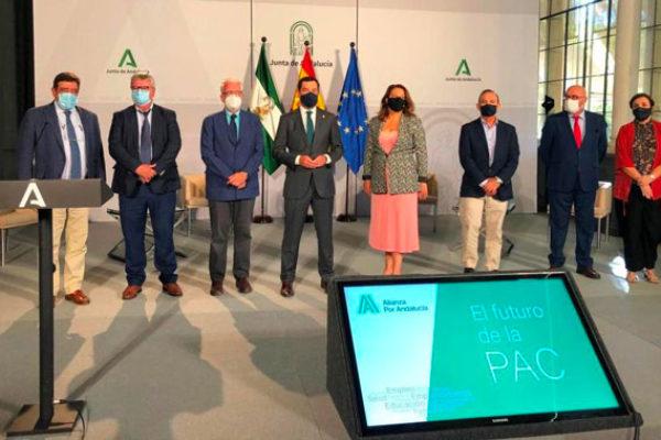 El sector agrario convoca una caravana de protesta ante la pérdida de renta que provocará el Plan Estratégico de la PAC en Andalucía