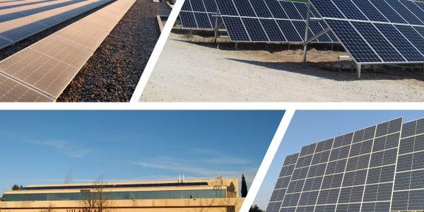 González Byass pone en marcha 10 parques solares en España y México