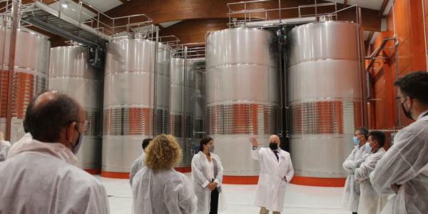 Bodegas Borsao invierte 16,5 millones de euros en sus nuevas instalaciones