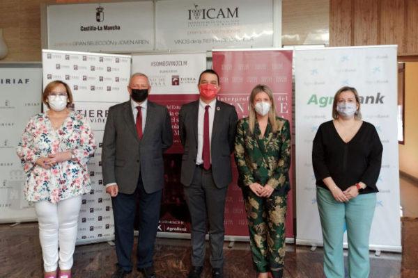 El sector vitivinícola aporta más de un 4,6% al PIB de Castilla-La Mancha